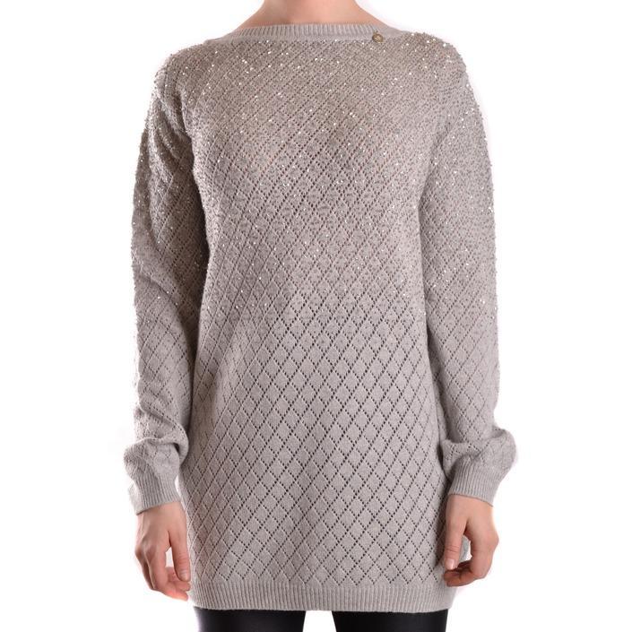 Elisabetta Franchi Women's Sweater Grey 188788 - grey 42