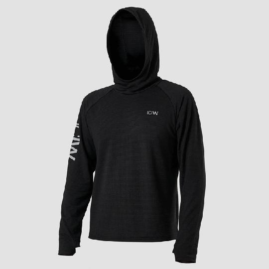 Ultimate Training Fleece Pullover, Black