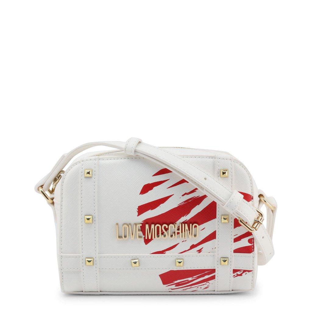 Love Moschino Women's Crossbody Bag Various Colours JC4074PP1CLG1 - white NOSIZE