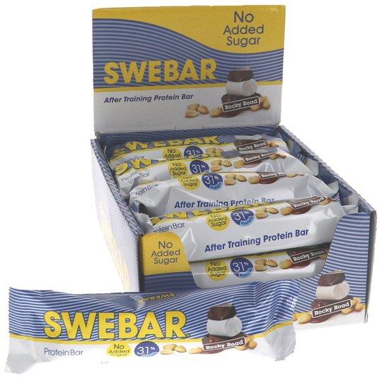 Proteinbars Rocky Road 15-pack - 30% rabatt