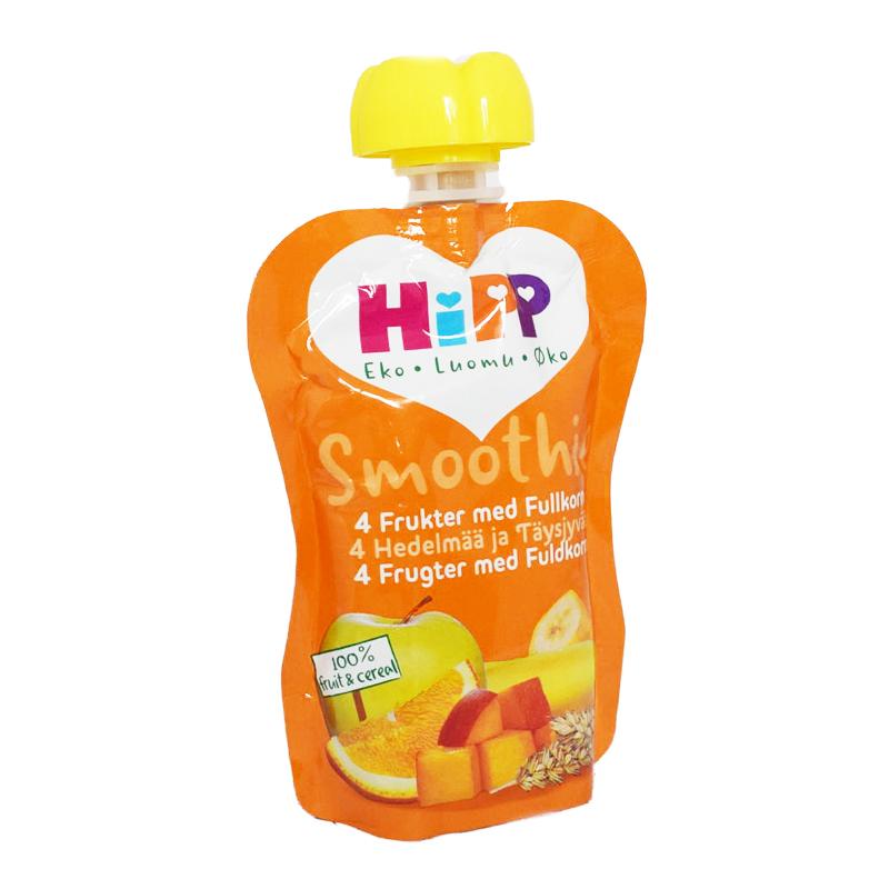 "Smoothie ""4 Frukter"" 90g - 66% rabatt"