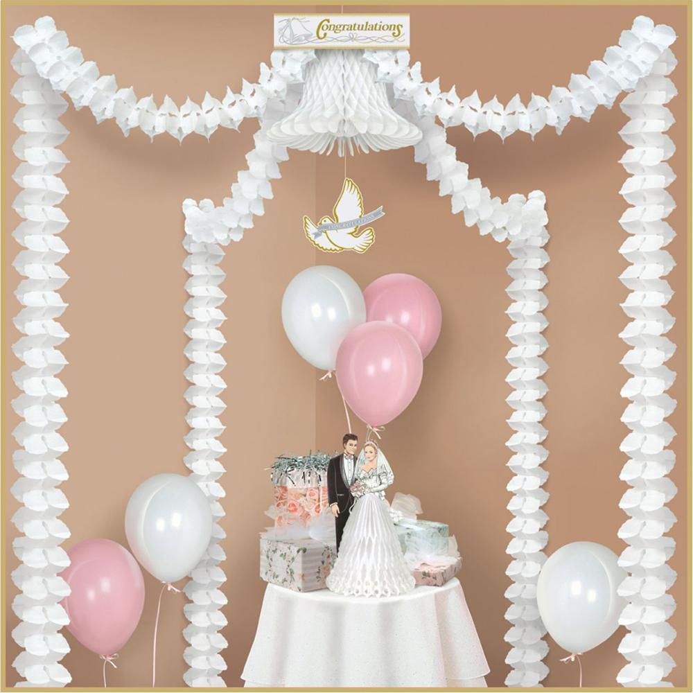 Hängande Dekoration Bröllop