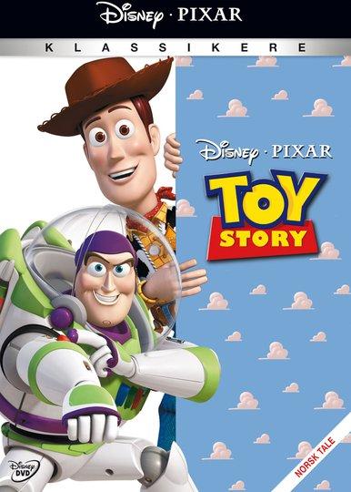 Disney Pixar Toy Story 1 DVD