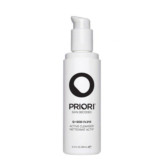 Q+SOD fx210 - Active Cleanser, 180 ml Priori Ihonpuhdistus