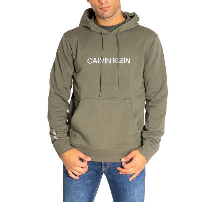 Calvin Klein Performance - Calvin Klein Performance Men Sweatshirts - green S