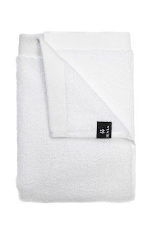 Badehåndkle Maxime 70 x 140 cm - Hvit