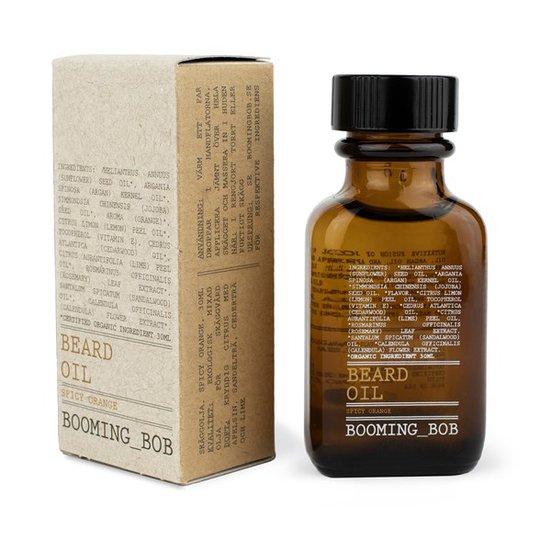Booming Bob Beard Oil Spicy Orange, 30 ml