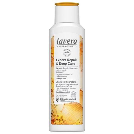 Lavera Expert Repair & Deep Care Shampoo, 250 ml