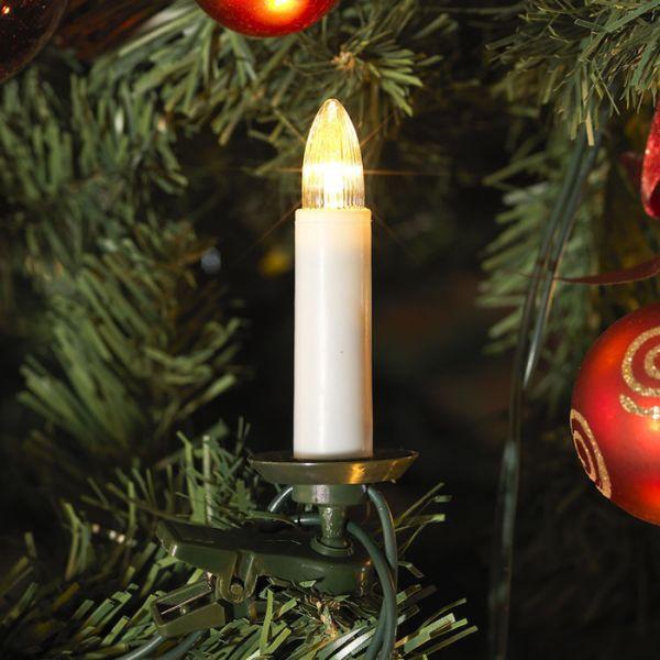 Konstsmide 1000-020 Joulukuusen valosarja 16 x DC-LED