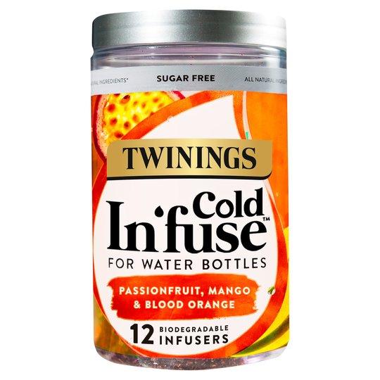 Twinings Cold Infuse Passion Fruit Mango Orange