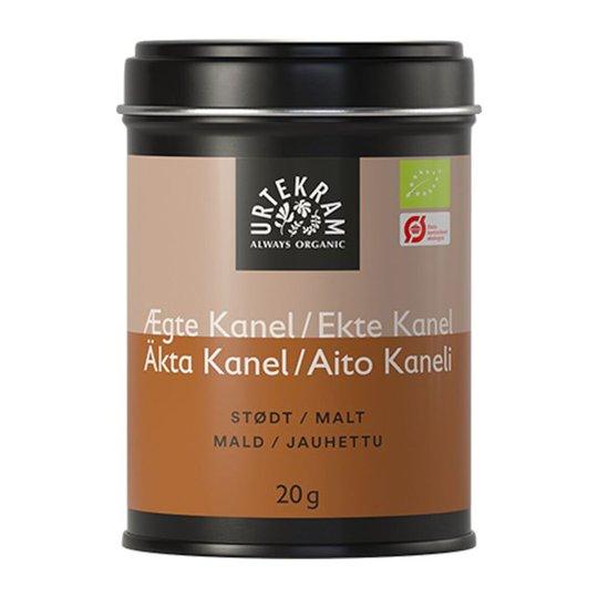 Urtekram Food Äkta Kanel Mald, 20 g