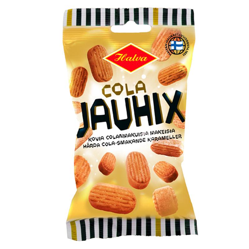 Makeispussi Cola Jauhix - 7% alennus
