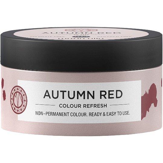 Maria Nila Colour Refresh, Autumn Red, Maria Nila Tehohoidot