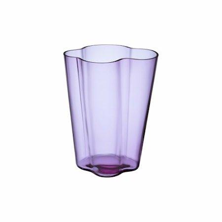Aalto vase 270 mm ametyst