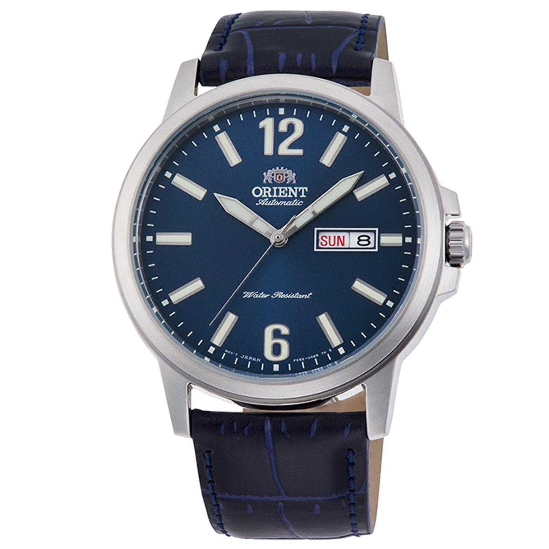 Orient Men's Watch Silver RA-AA0C05L19B