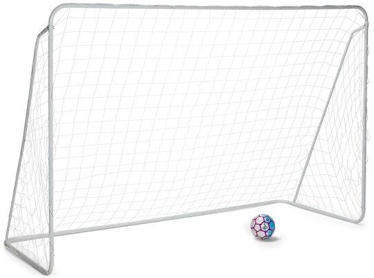 Pinepeak Fotballmål Stort, Hvit