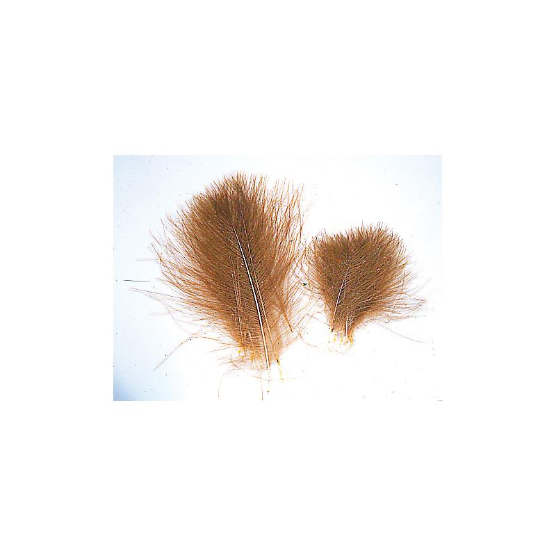 Veniard CDC Super Select Cinnamon 15 små / 15 store fjær per pose