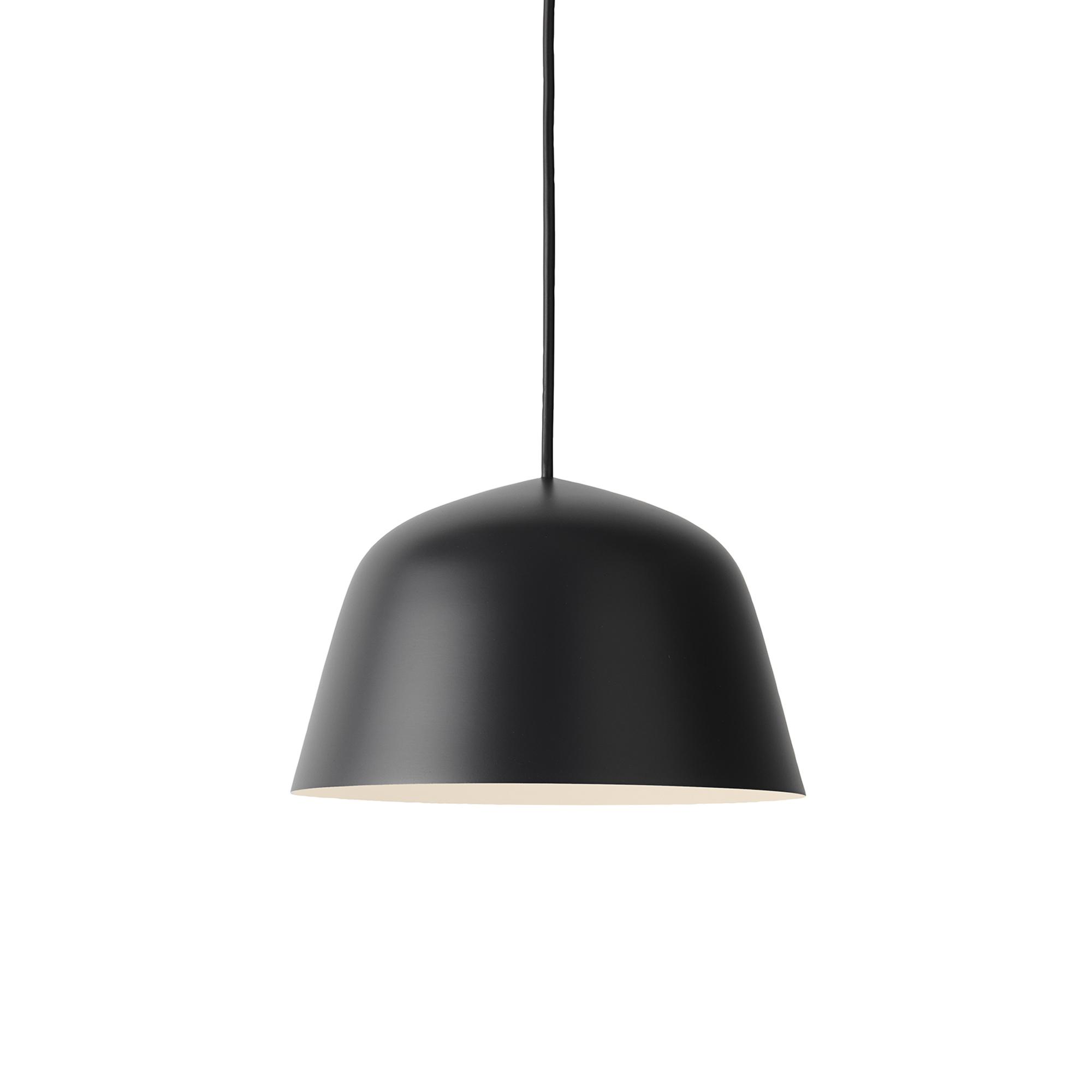 Muuto Lampa Ambit 25 svart