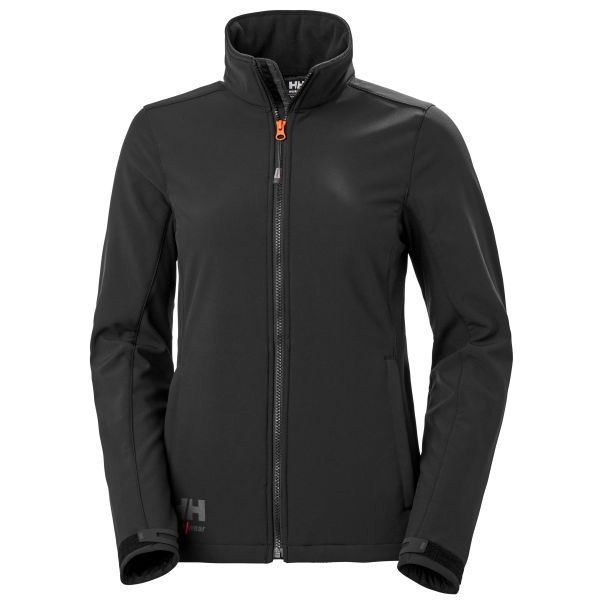 Helly Hansen Workwear Luna Softshelljacka svart XS
