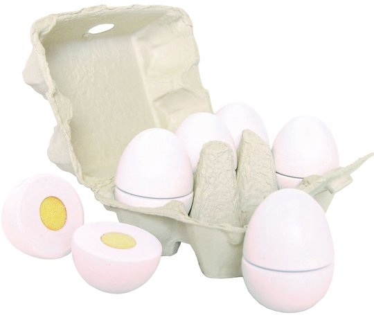 Jabadabado Eggkartong