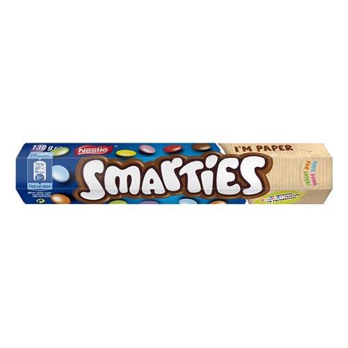 Smarties Giant Tube - 130 gram