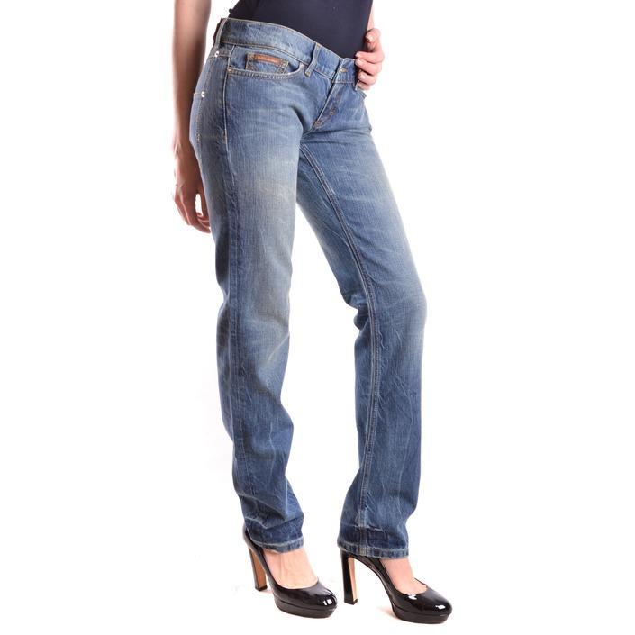 Dolce & Gabbana Women's Jeans Blue 164296 - blue 25