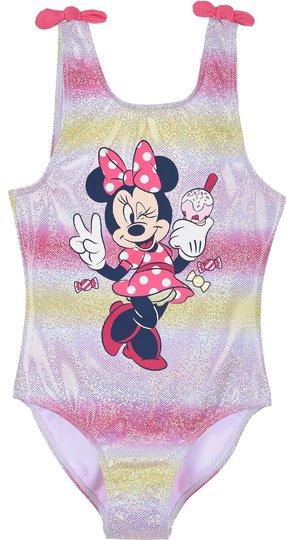 Disney Minni Mus Badedrakt, Pink, 6 År