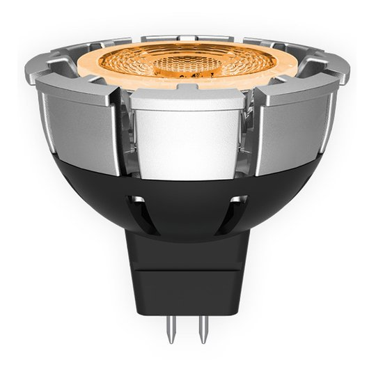 LED-heijastinlamppu GU5,3 7 W MR16, himmennettävä