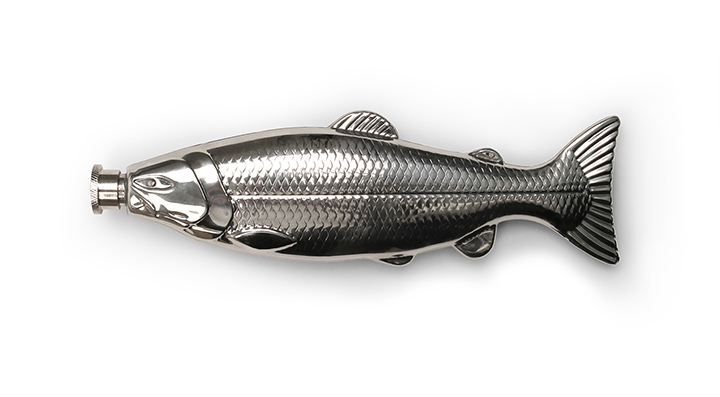 Fish Flask (BA32)