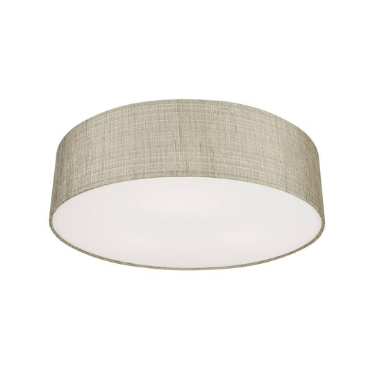 Turda taklampe, Ø 50 cm, grå
