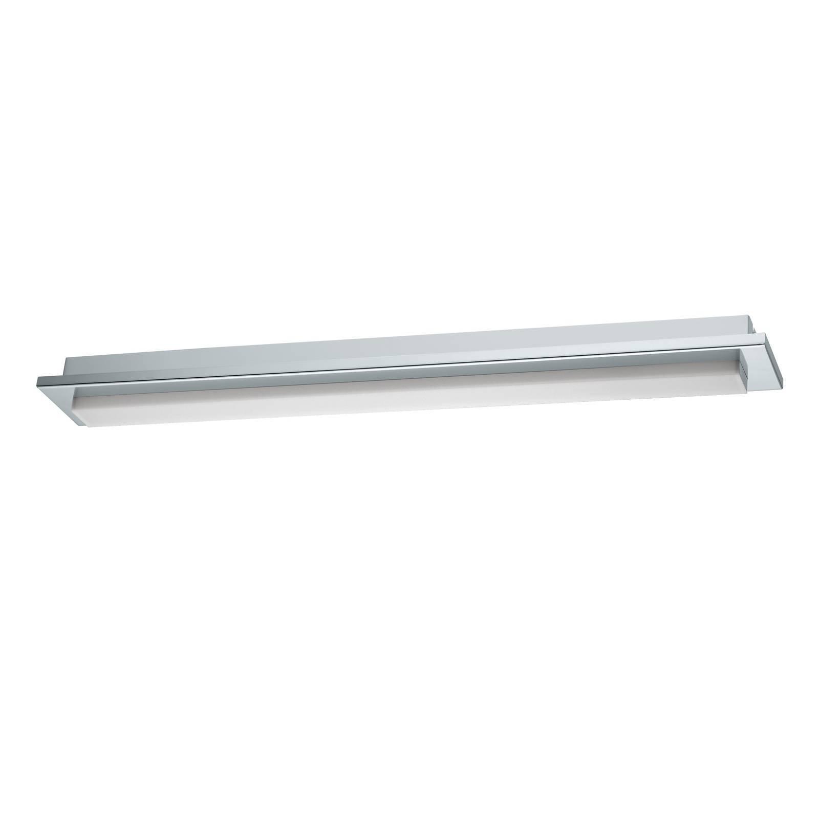 LED-speillampe Cumbrecita, forkrommet 61 cm