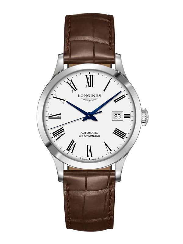 Longines Record Chronometer 38.5mm L2.820.4.11.2