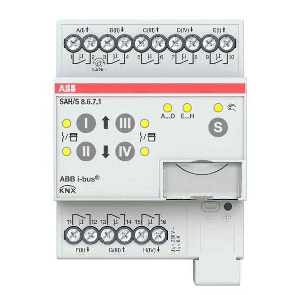 ABB 2CDG110244R0011 Combi-kytkinyksikkö 230V, 6 A Lähtöjen määrä: 8