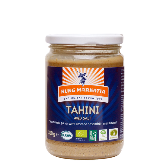 Tahini med salt, 360 g