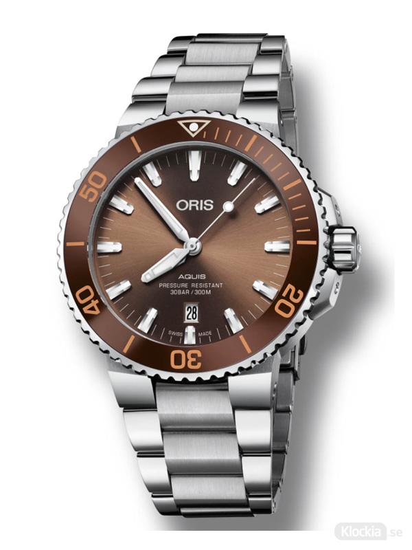 ORIS Aquis Date 43.5mm 733-7730-4152-07-8-24-05PEB