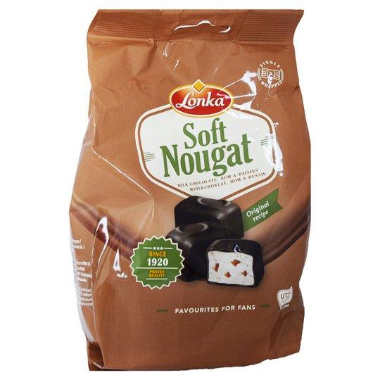 Nougat Mjölkchoklad Rom & Russin 132g - 83% rabatt