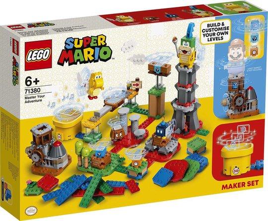 LEGO Super Mario 71380 Makersett Mestre Utfordringen