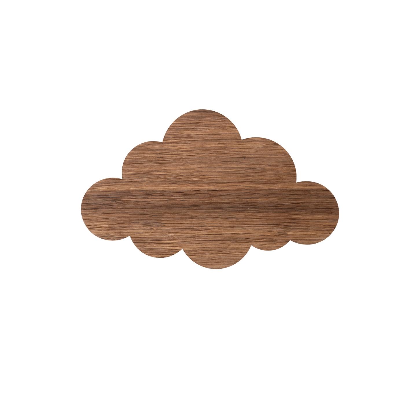 Barnlampa Cloud smoked oak, Ferm Living