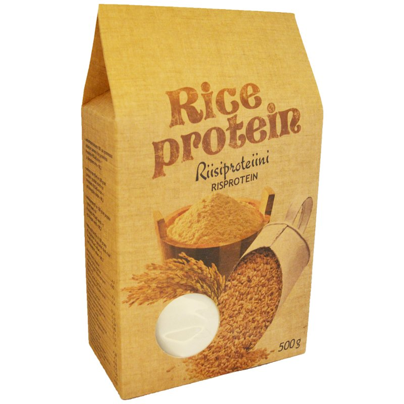 Risprotein 500g - 74% rabatt