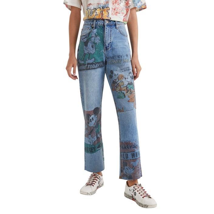 Desigual - Desigual Women Jeans - blue 38
