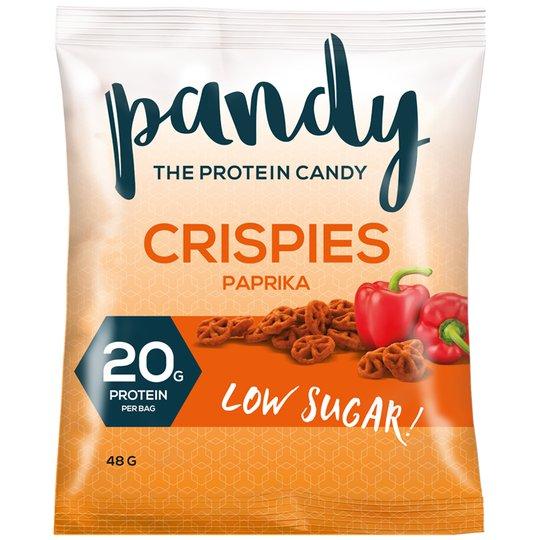 Crispies Paprika 48g - 66% alennus