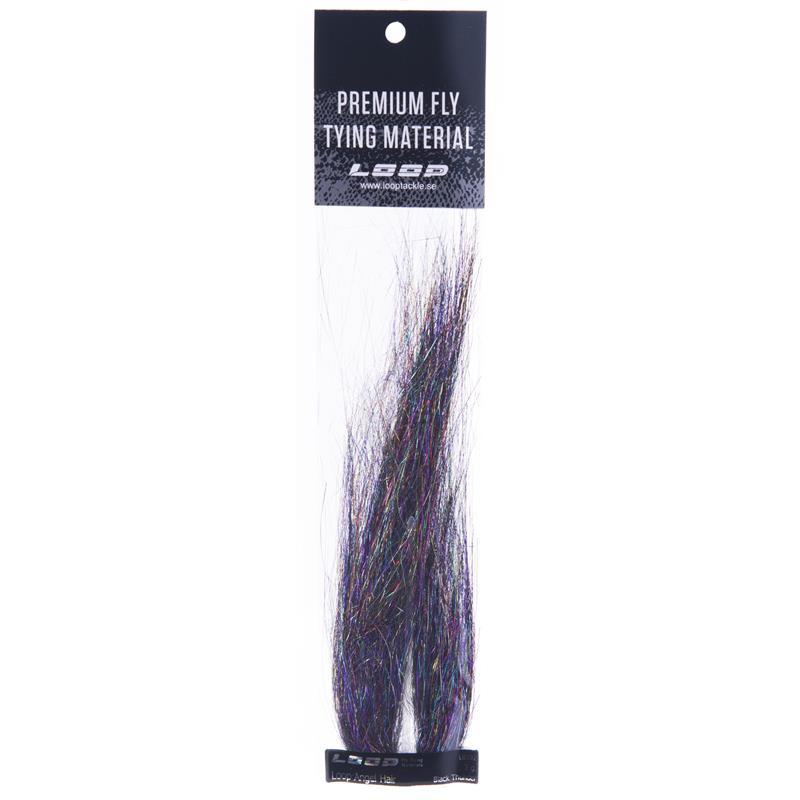 Loop Angel Hair 2g - Black Thunder Fremragende fiberflash!