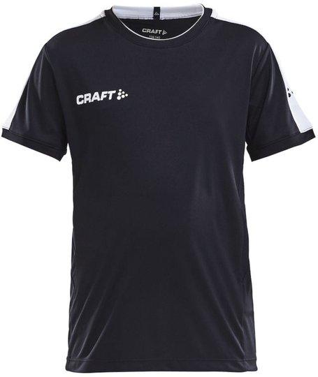 Craft Practise T-shirt, Svart 122-128