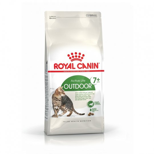 Royal Canin Outdoor +7 (2 kg)