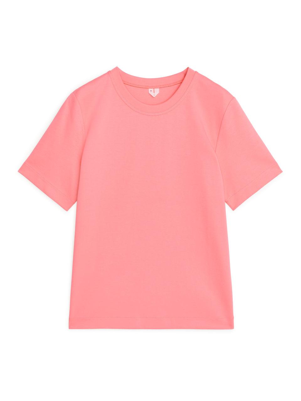 Heavy-Weight T-Shirt - Orange