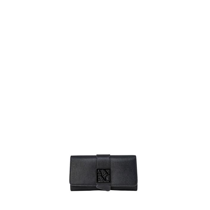 Armani Exchange Women's Wallet Black 254617 - black UNICA