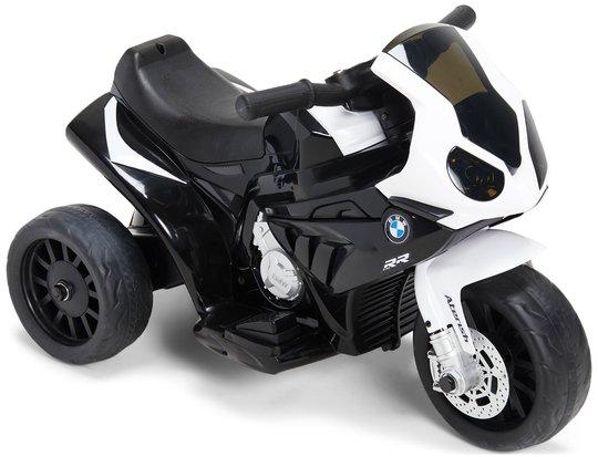 BMW Trike S1000RR Elmotorsykkel, Svart