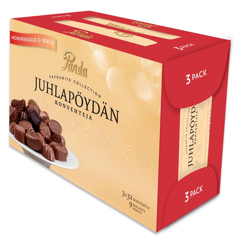 Chokladkonfekter - 34% rabatt