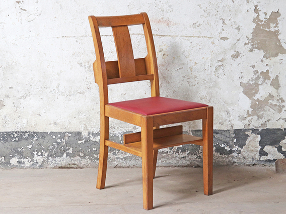 Red Chapel Chair