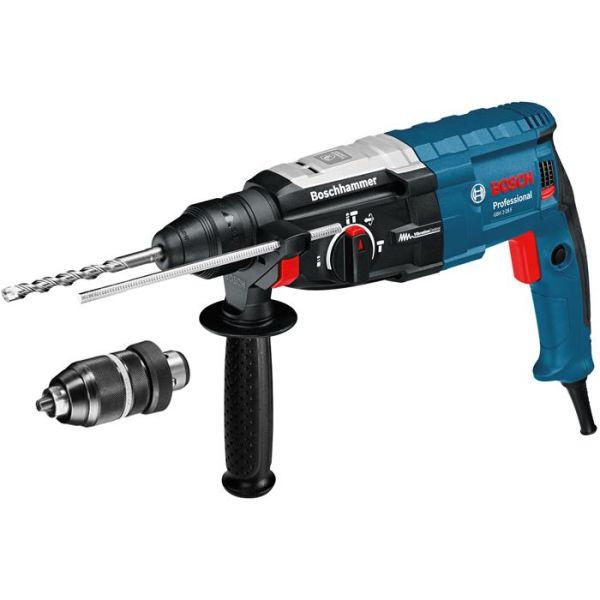 Bosch GBH 2-28 F Borhammer med verktøykasse, 880 W